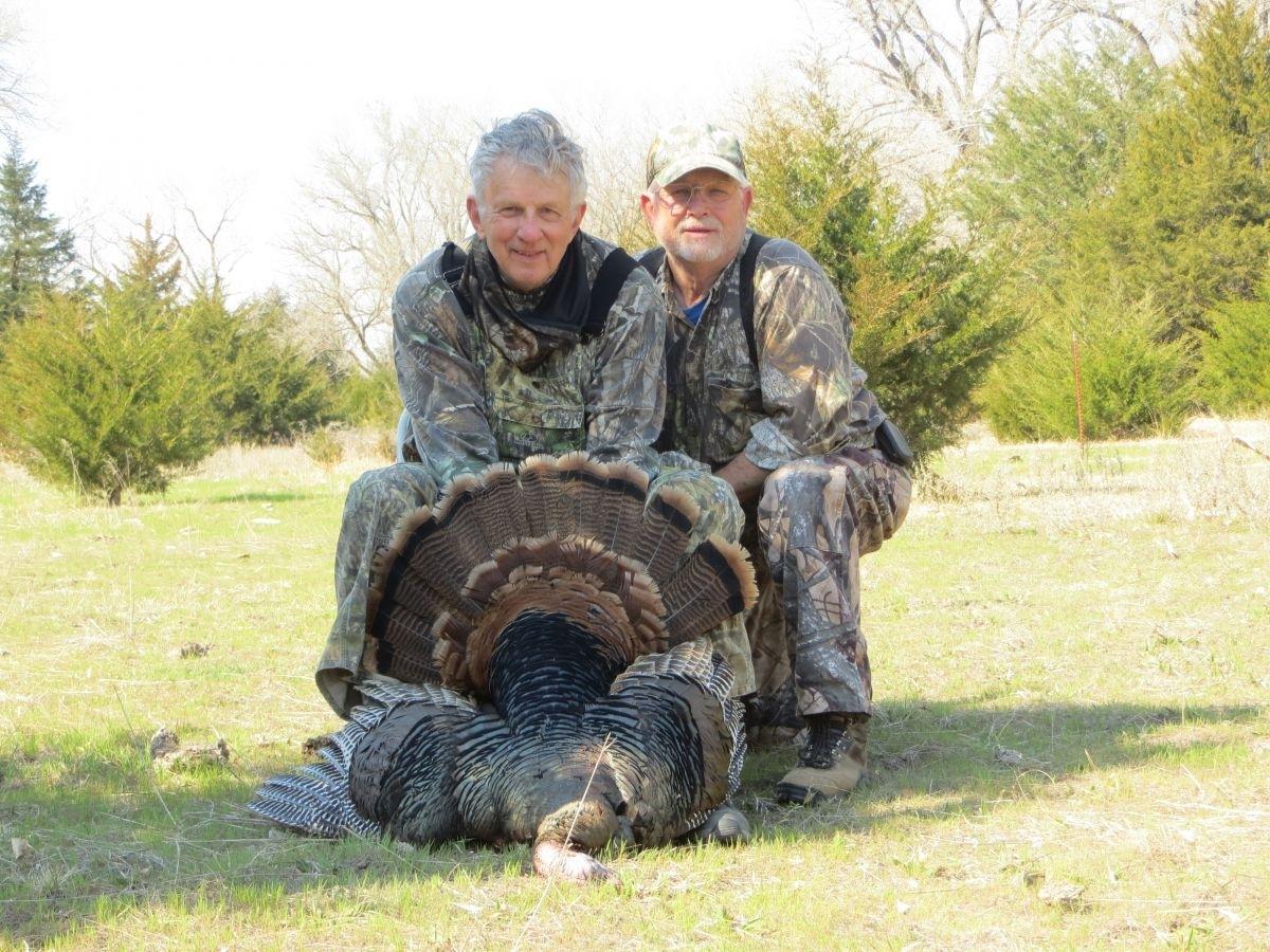 Kansas Turkey Hunting