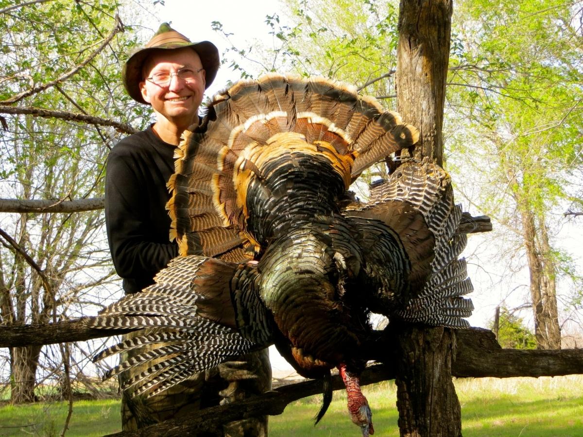 Kansas Turkey Hunt - Three Curl Outfitters